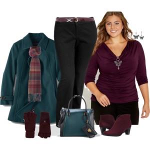 Quién dijo que no se podía lucir divina en invierno, chicas no se escondan tras capas y capas de ropa, pueden lucir maravillosas eligiendo las prendas que