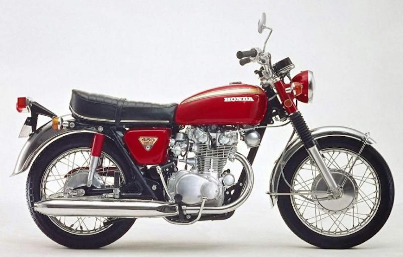 Honda CB450 Average Mileage (1971) - Per Liter, Kmpl & More