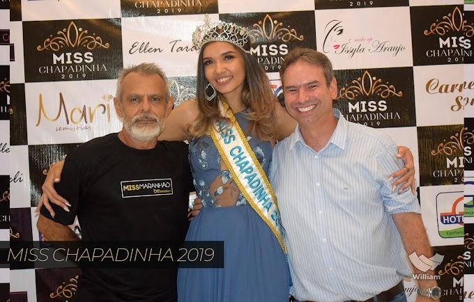 Flávia Zizeth é eleita Miss Chapadinha 2019