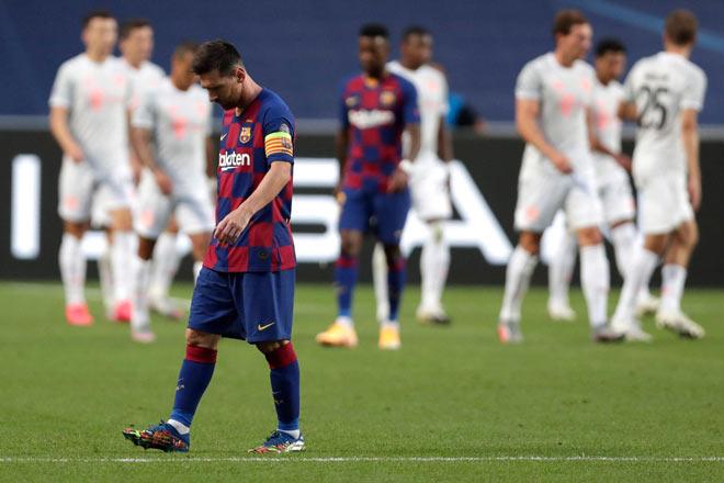 Neymar sắp đoạt cú ăn bốn cùng PSG, khiến Barca - Messi day dứt 2