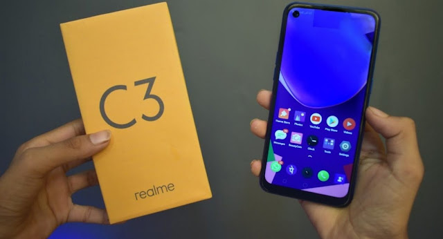 New Realme C3 variant with triple cameras, fingerprint scanner announced.