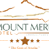 Job Opportunity at Mount Meru Hotel, Front Office Agent