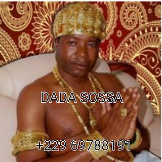 Vénérable voyant  méduim guerisseur DADA SOSSA