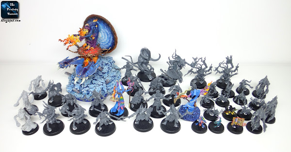 Chaos Daemons Disciples of Tzeentch