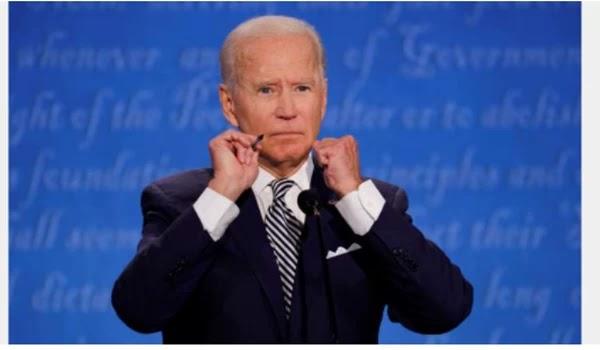 When Trump intervenes during the debate, Biden says, 'Will you shut up, man?'