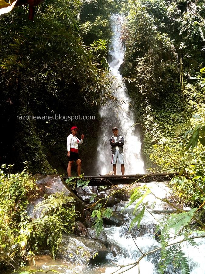 Air Terjun Gunung Batu Talang Ogan Tanggamus Perjalananku