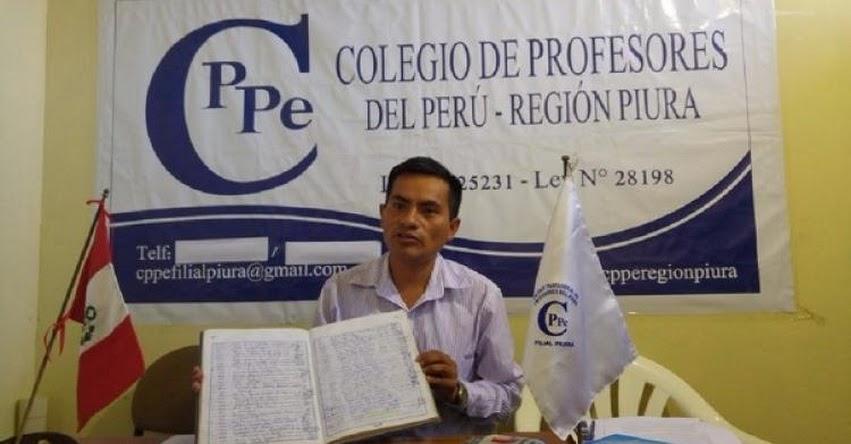 Profesores de Piura continuarán en huelga hasta firmar acuerdos en Lima