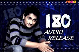 Siddarth's 180 Movie Audio Release – Special