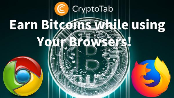 earninig free bitcoin