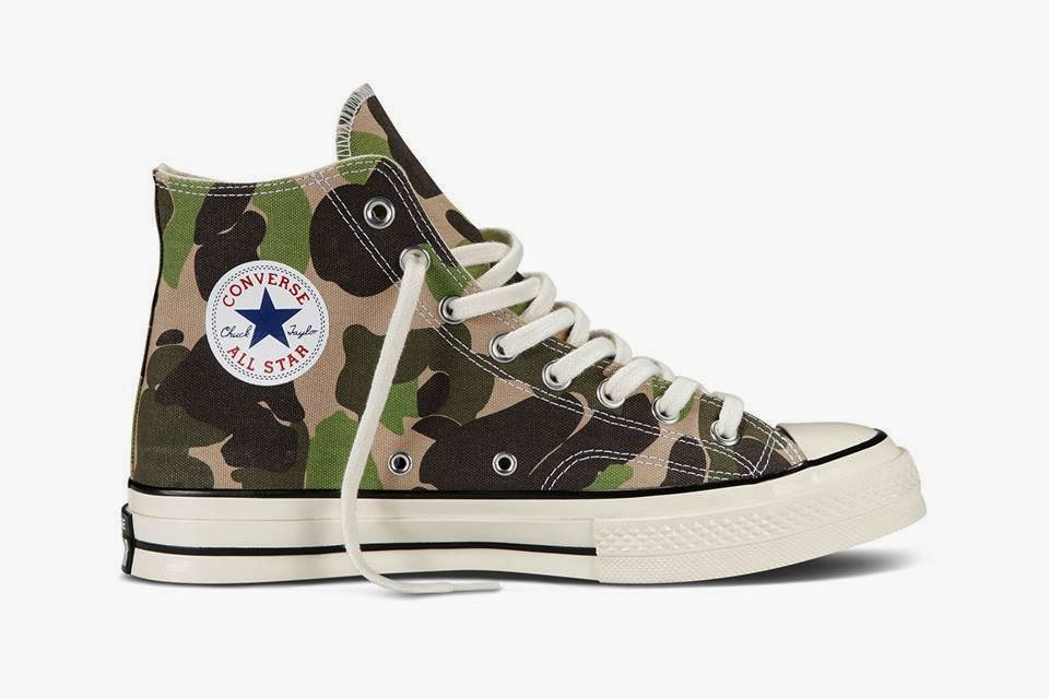 Converse All Star Ox Chuck Taylor Parchment Men Shoes
