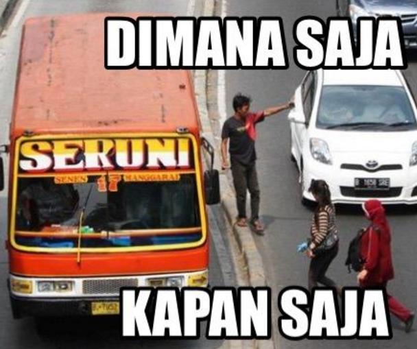 Meme Metromini
