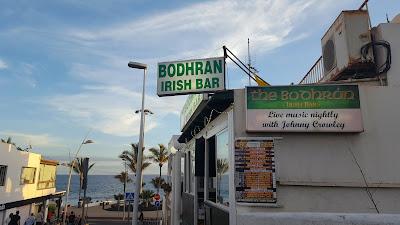 En el Puerto del Carmen de Lanzarote viví una noche inolvidable