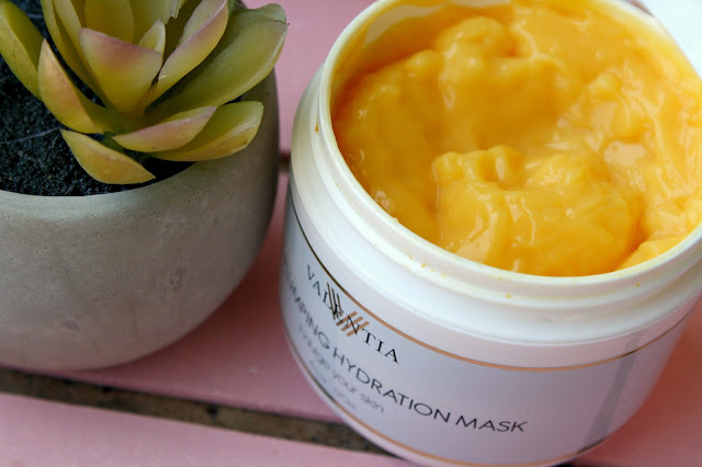 valentia ultra plumping hydration mask product