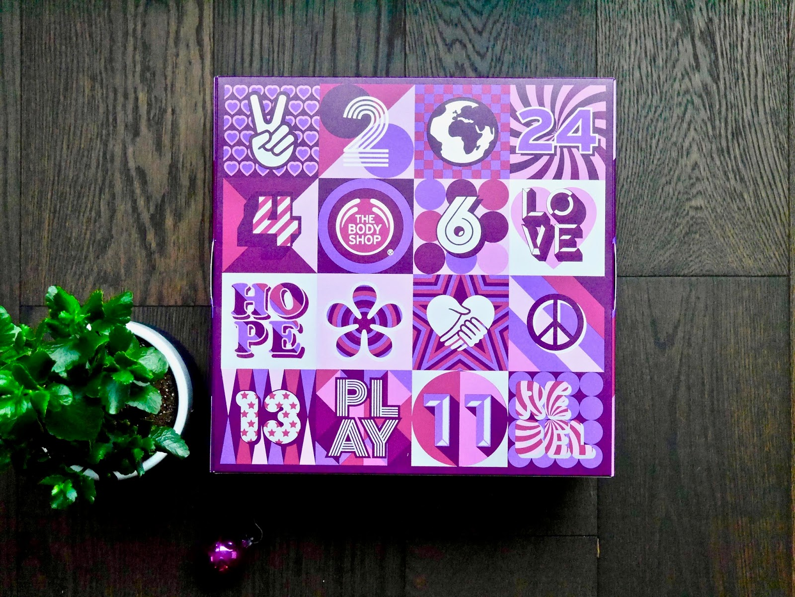 The Body Shop, beauty, festive, Christmas, advent calendar, skincare