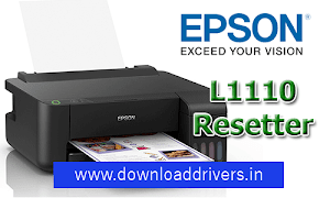 Download Epson L1110 reset tool | Epson WIC resetter program