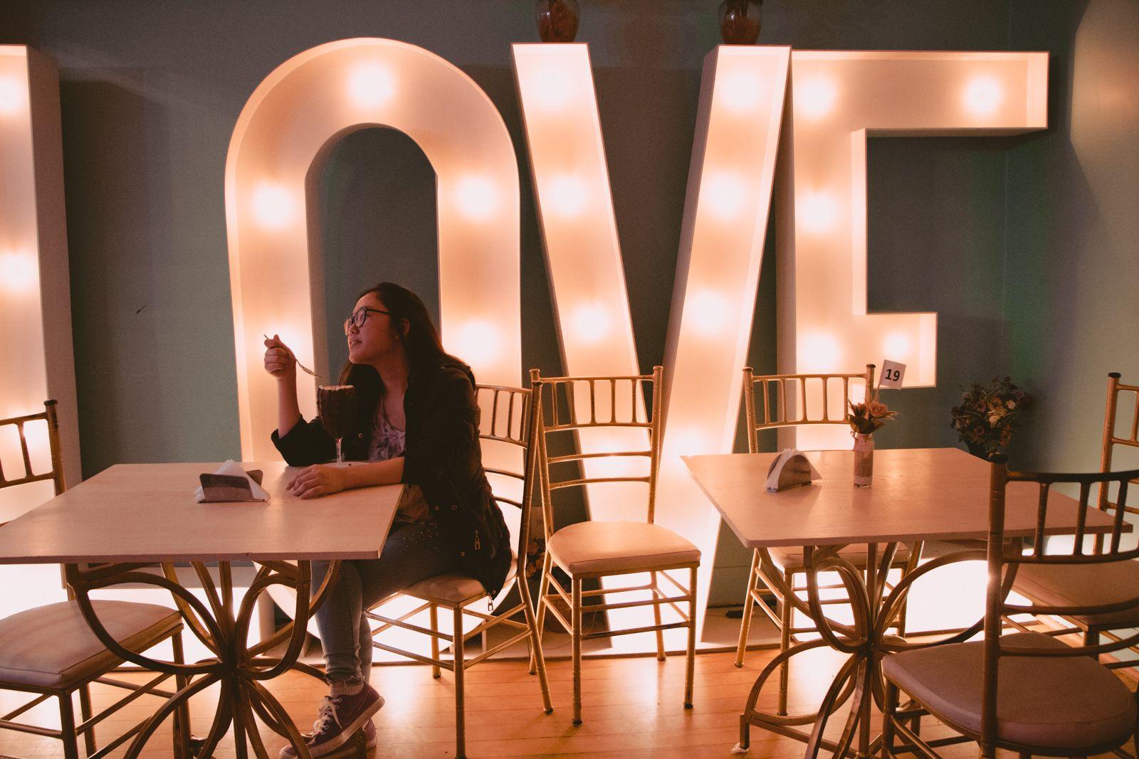 Docci Gateau | Campinas - SP decoração LOVE