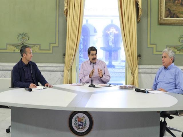 """Maduro dice que """"todos"""" los sectores de la oposición participarán en las parlamentarias"""