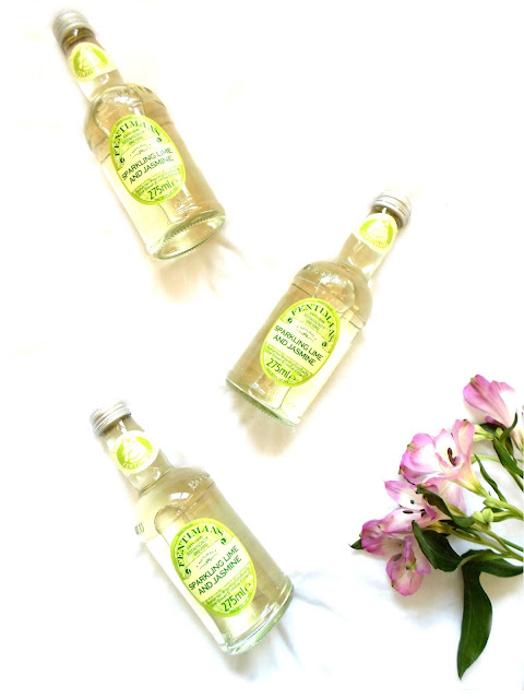 Fentimans Botanically Brewed Lime & Jasmine Drink