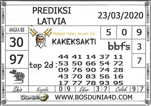 Prediksi Togel LATVIA DUNIA4D 23 MARET 2020