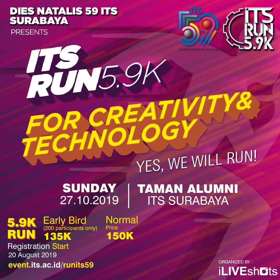ITS Run 5.9K • 2019