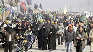Jutaan Kaum Syiah Hadiri Peringatan Arbain di Irak, Sssstt.. Ada Warga Indonesia Juga!