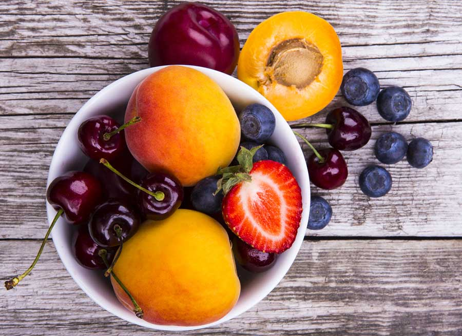 فوائد الفواكه للجسم