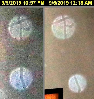 orb reappearance