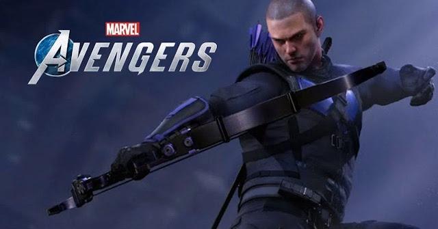 Marvel's Avengers - Hawkeye