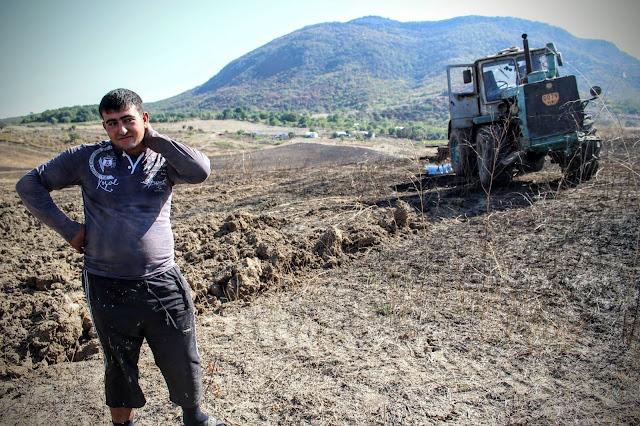 Armenia aumentaría 10 veces los cultivos intensivos