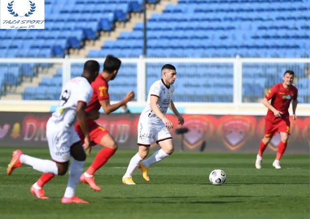 فوز الشباب على ضمك  : ترتيب الدوري السعودي بعد مباراة الشباب و ضمك