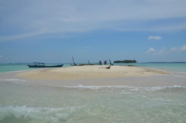 Timbul karena Gempa, Inikah Pulau Baru di Aceh yang Disebut Mahfud 'Pengganti' Sipadan Ligitan?