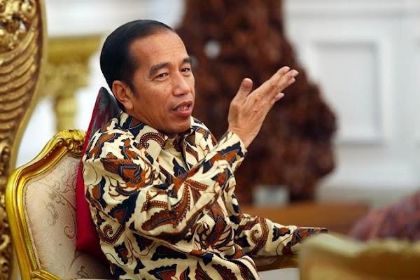 Jokowi Minta Pengelola Mal Geser Kios-kios Brand Luar Negeri ke Tempat Tidak Strategis