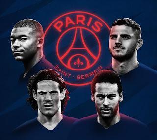 هجوم باريس سان جيرمان 2020