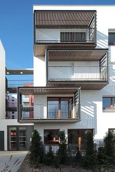 Balkon minimalis moderen