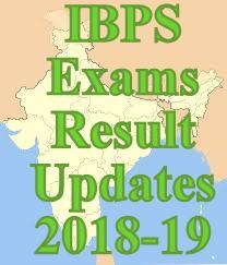 IBPS CRP-PO/MT-Ⅷ Final Result 2018-19
