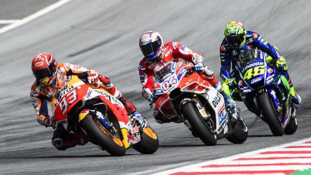 Moto GP Digelar Perdana Minggu Besok Sirkuit Jerez Spanyol Pada New Normal