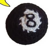 http://www.ravelry.com/patterns/library/stuffed-8-ball
