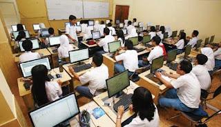 Pinjam Laptop Murid untuk UNBK