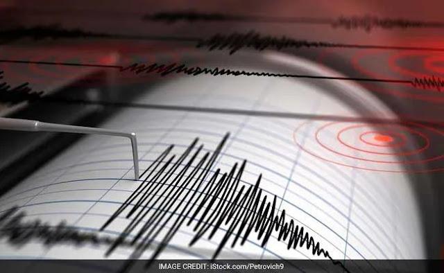 Earthquake strikes Lima in Peru