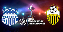 Emelec vs Deportes Táchira, Copa Libertadores