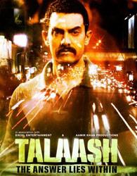 Talaash online booking Pondicherry