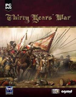 غلاف لعبة تلاتون عاماً من الحرب Thirty Years War