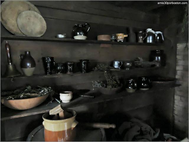 Casa del Gobernador de la Pioneer Village de Salem