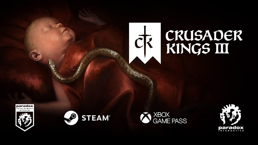 crusader kings 3 announcement grand strategy game paradox interactive pc steam xbox game pass 2020