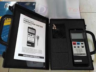 Darmatek Jual Lutron VB-8200 Vibration Meter.