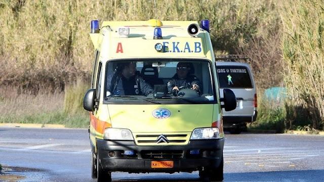 Αργολίδα: Τροχαίο ατύχημα στην Δήμαινα Επιδαύρου με εγκλωβισμένο