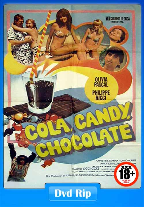 [18+] Cola Candy Chocolate 1979 Classic X DVDRip 200MB x264 Poster
