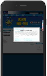 Mobile SBI Login Personal Banking