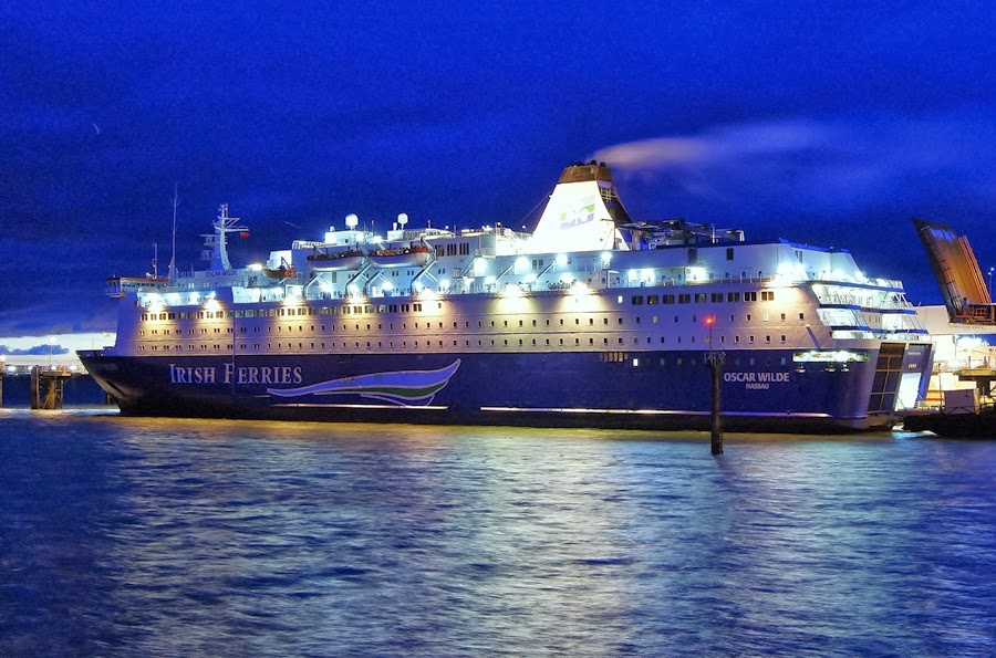 Vessels at holyhead november 2013 - Rosslare ferry port arrivals ...