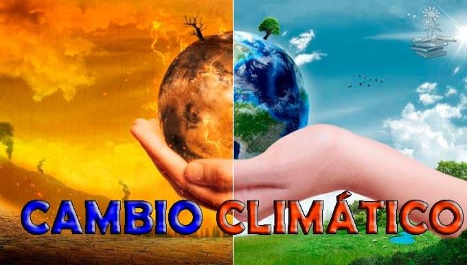 El cambio climático y el COVID-19 como crisis de la sostenibilidad ambiental